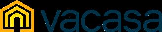 vacasa logo with yellow icon