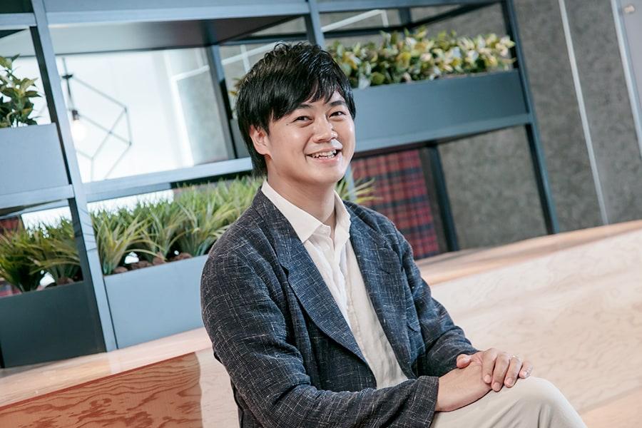 阿戸 彰史氏の写真