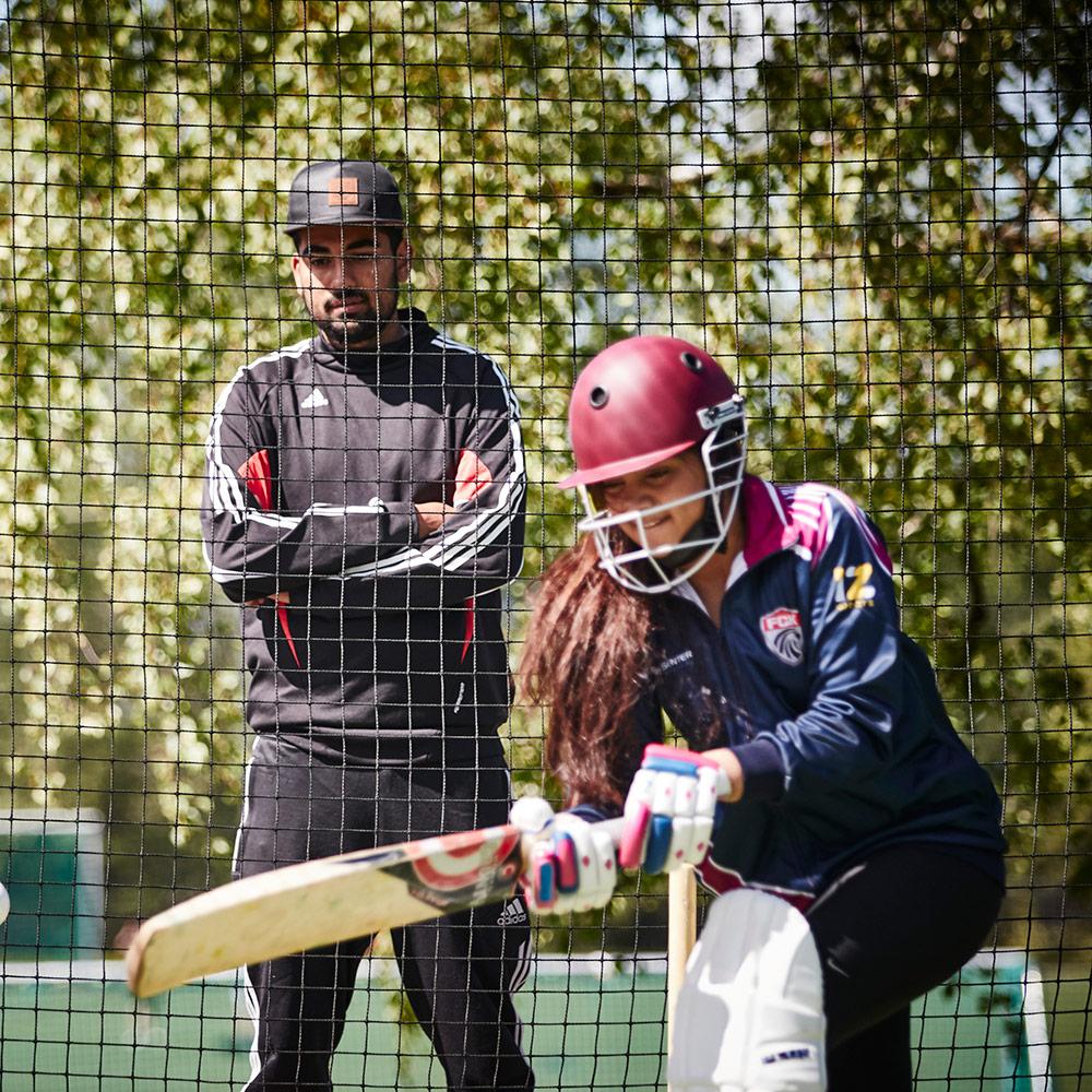 Lære å spille Cricket