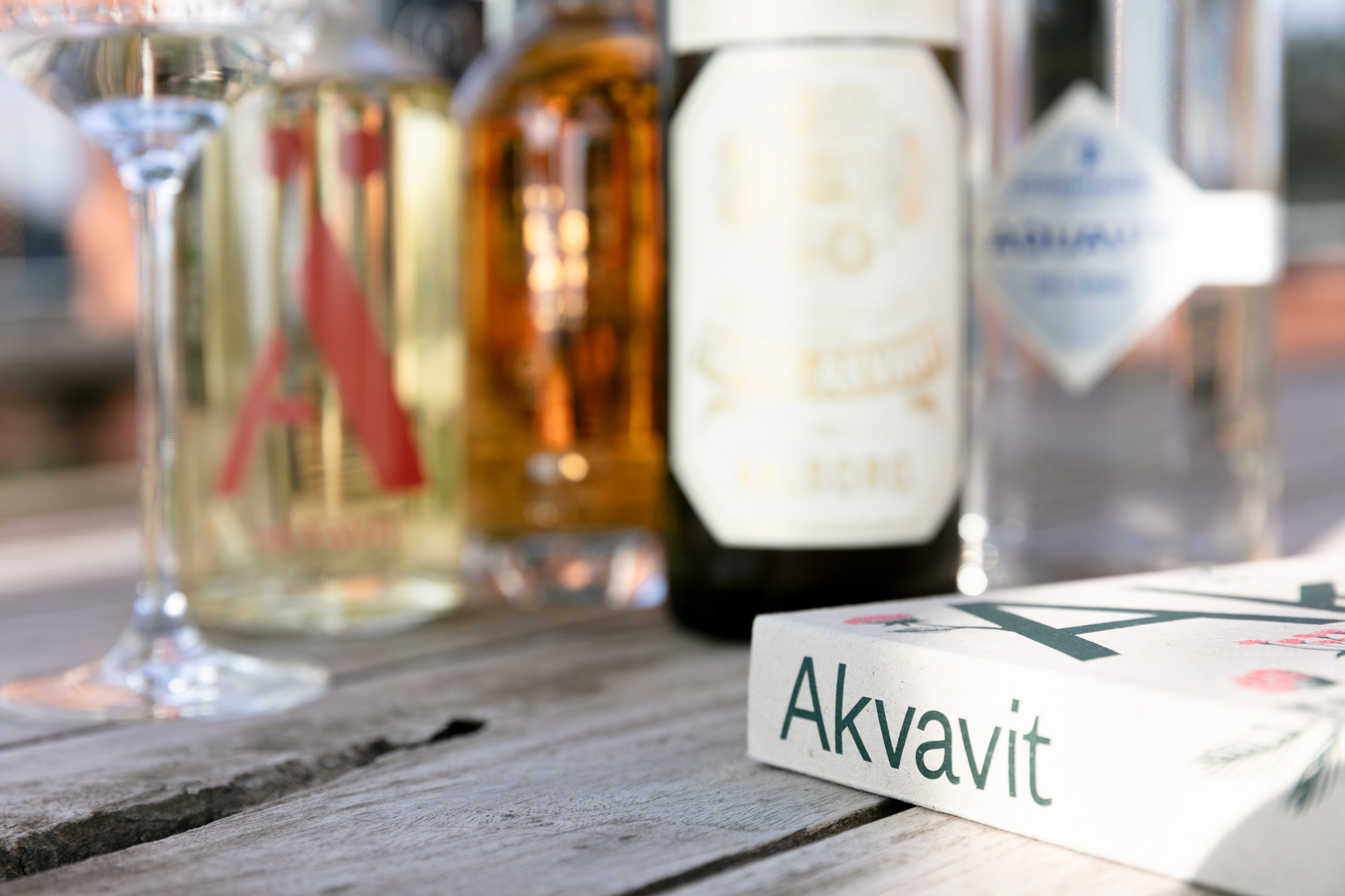 Is it Akvavit, Akevitt or Aquavit?