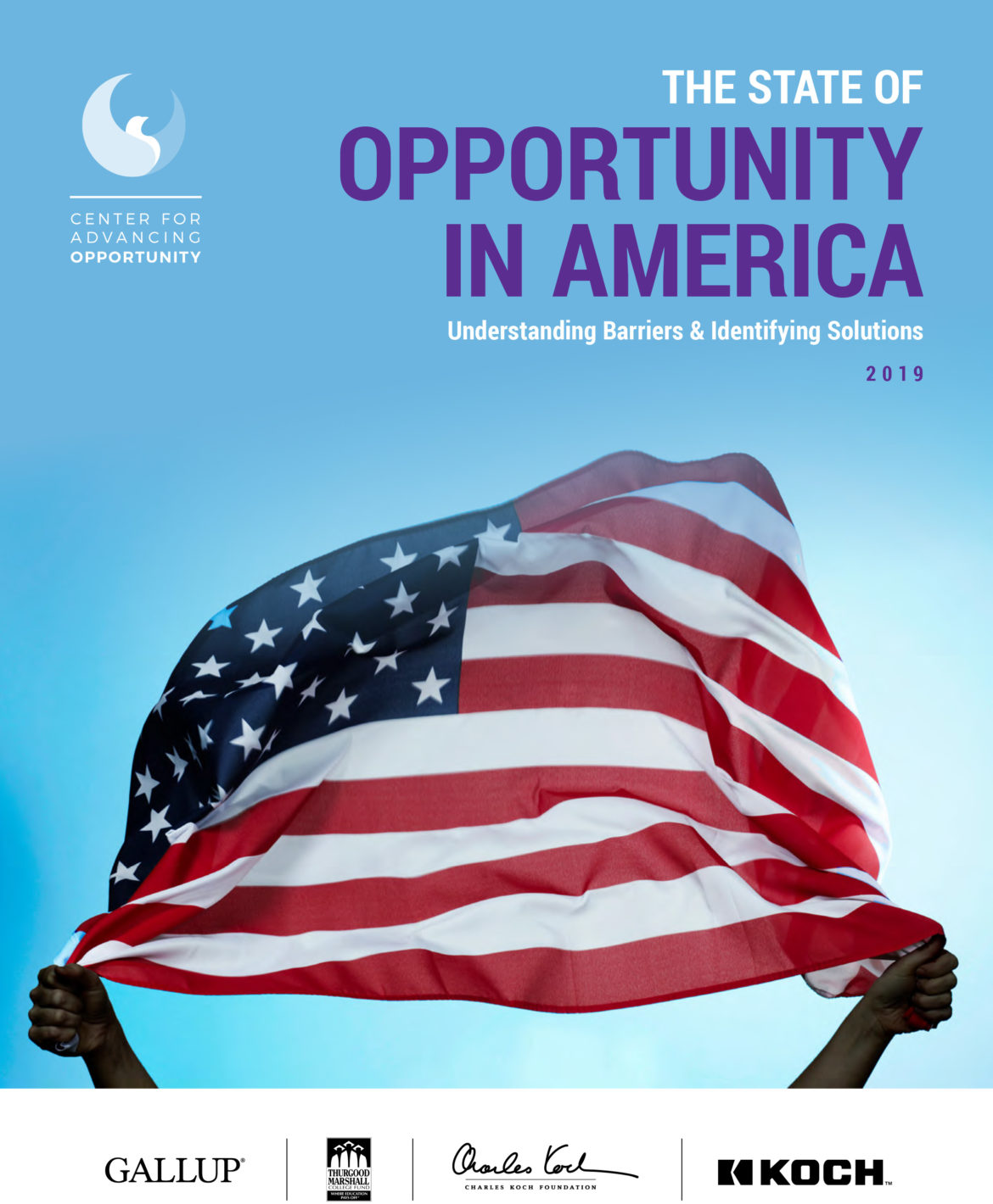 The State of Opportunity in America Report