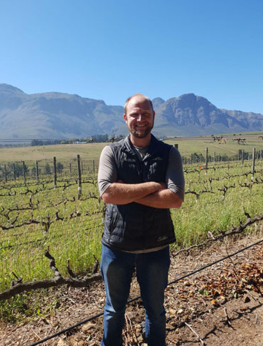 Our Winemaker