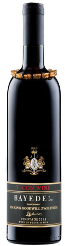 BAYEDE 7 ICON Pinotage 2016