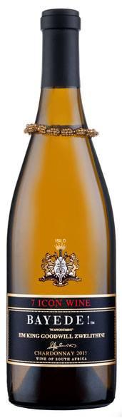 BAYEDE 7 ICON Chardonnay 2017