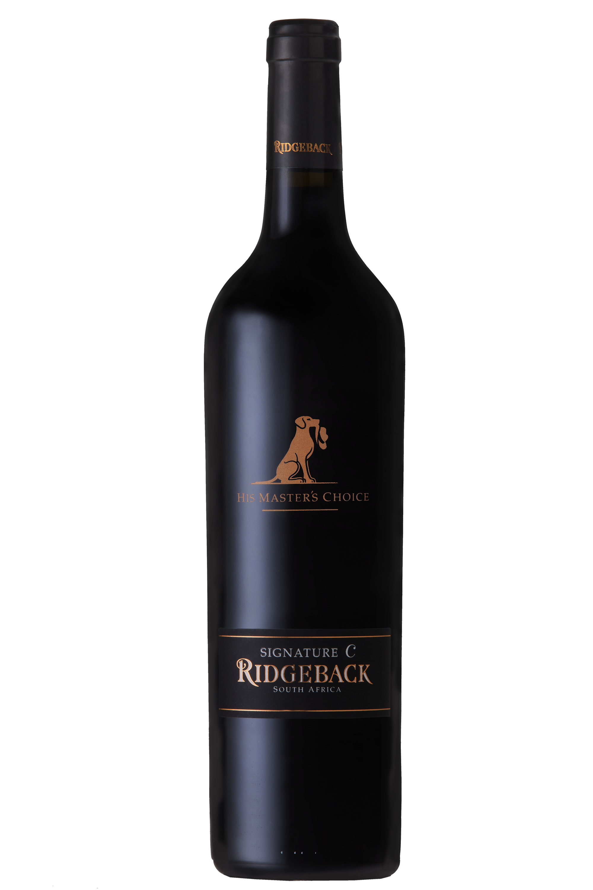Ridgeback His Master's Choice  C 2016