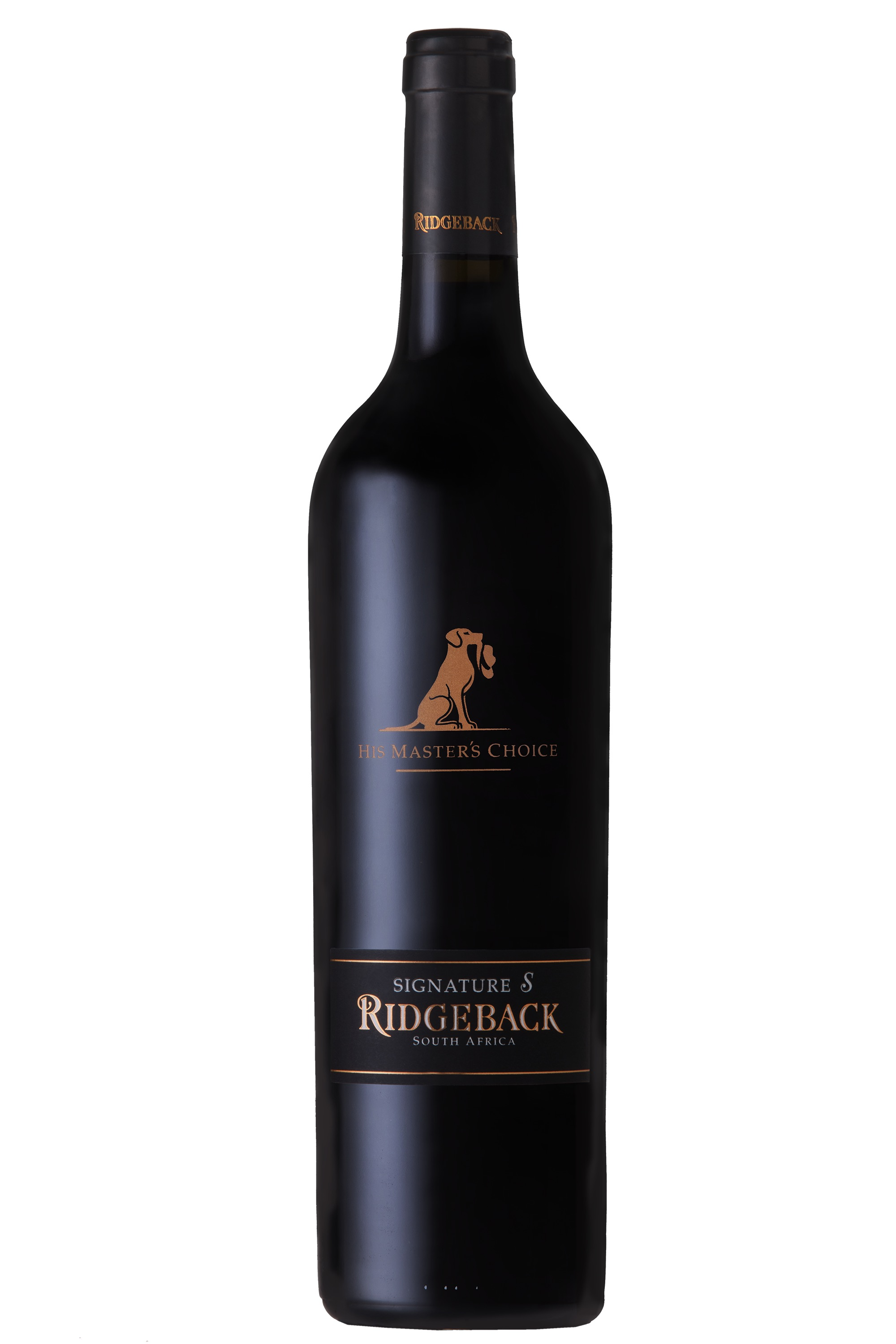 Ridgeback His Master's Choice  S 2015