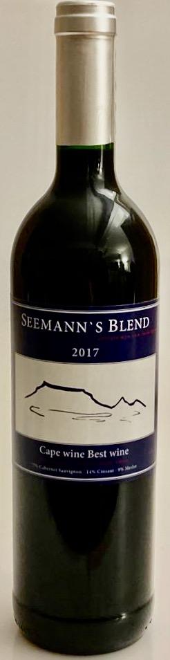 Seemann's Red Blend 2017