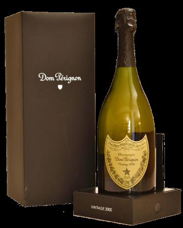 Dom Perignon 2000 , Geschenk Packung 0,75l