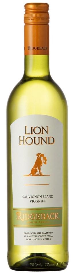 The Lion Hound White  2020