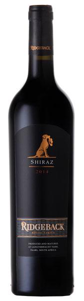 Ridgeback Shiraz 2015