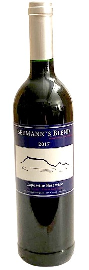 Seemann's Red Blend 2017