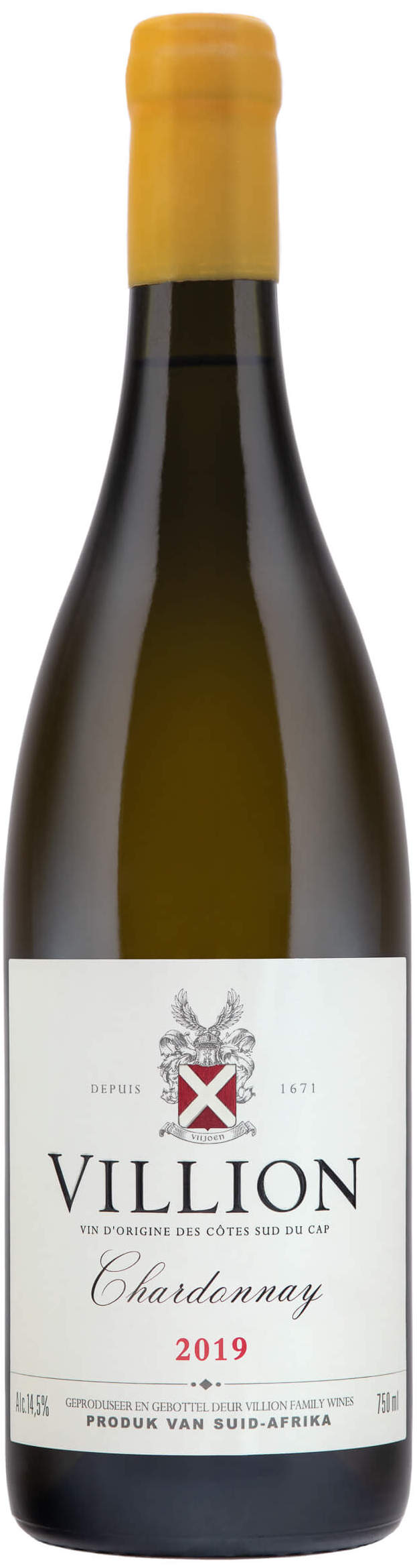Villion Chardonnay 2019