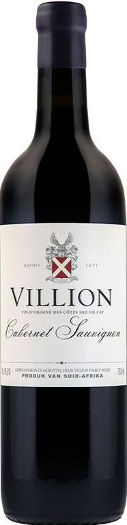 Villion Cabernet Sauvignon 2018