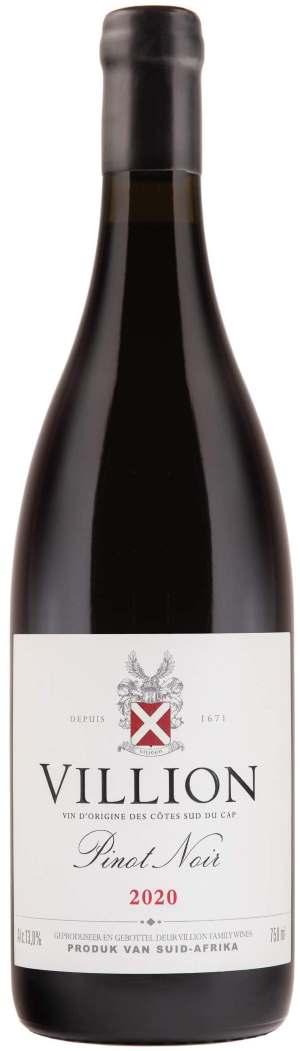 Villion Pinot Noir 2020
