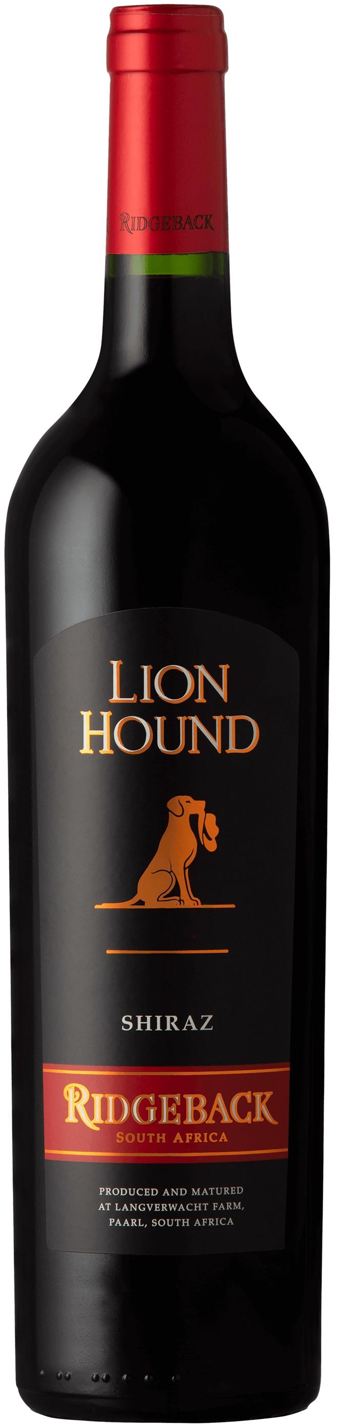 The Lion Hound Shiraz 2018