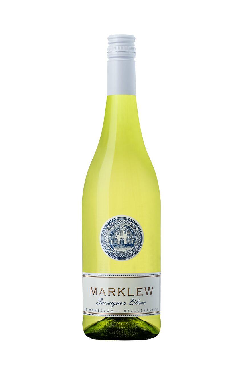 12er Weinpaket 2020 Marklew Sauvignon Blanc, Stellenbosch, Südafrika