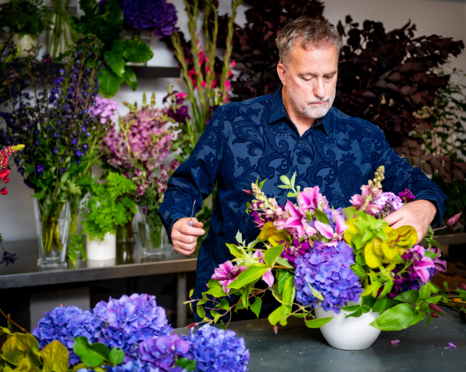 Meet the team at Botanica Floral Design