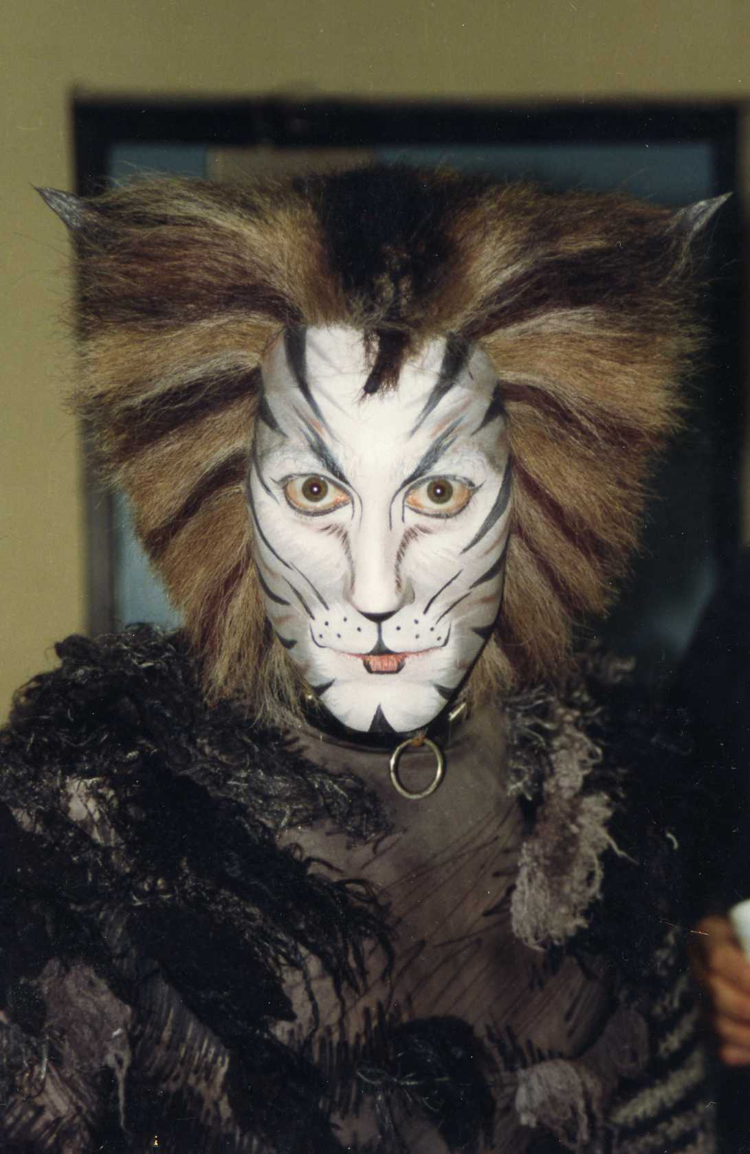 Josef Reiter in Cats