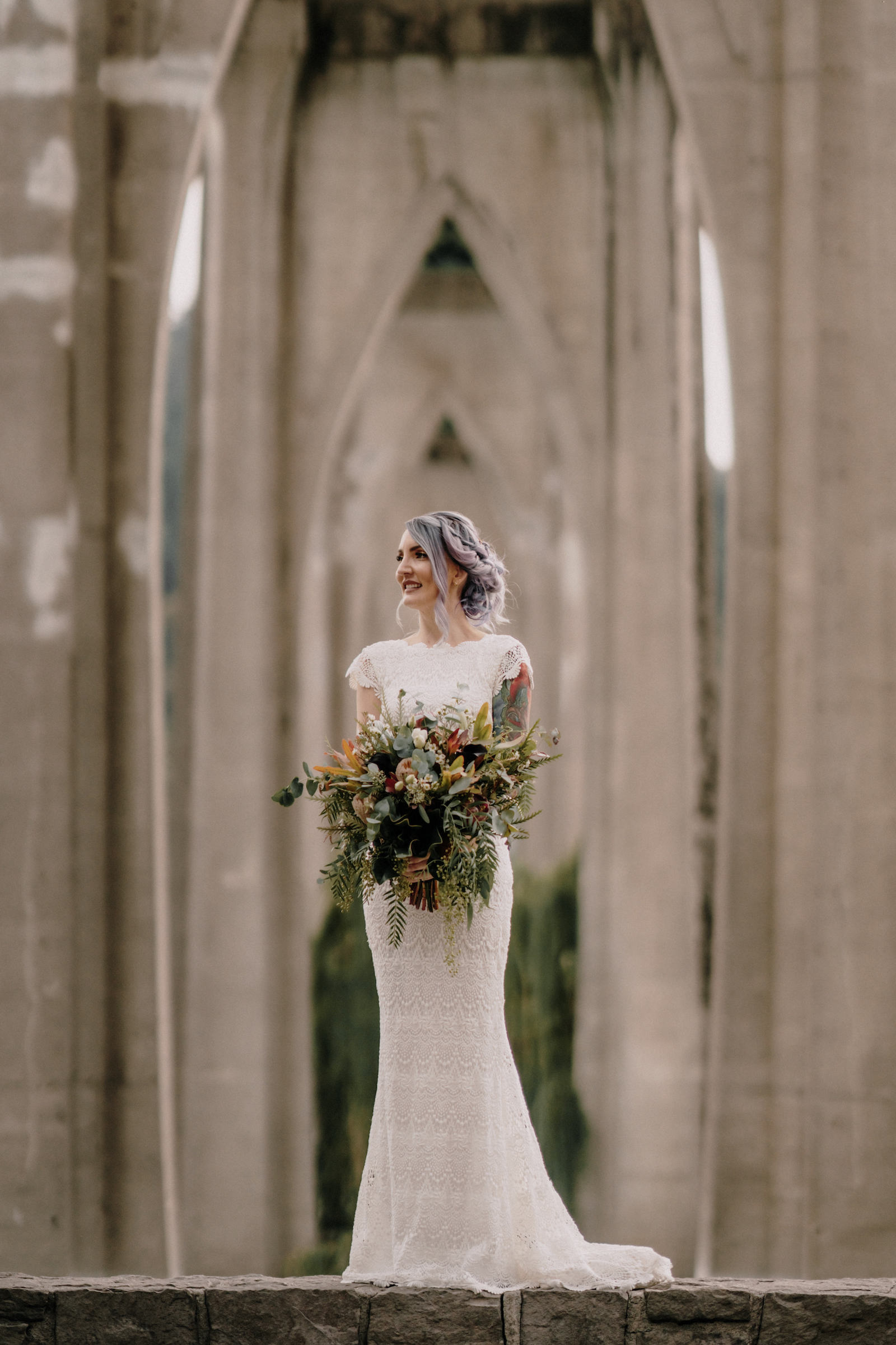 Wedding Floral Design in Portland