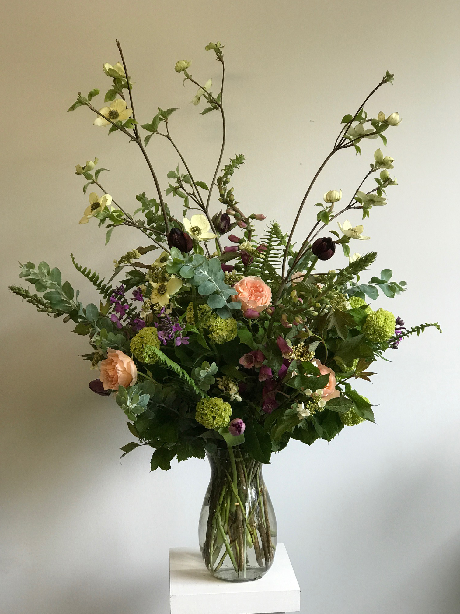 Corporate floral design in Portland, OR