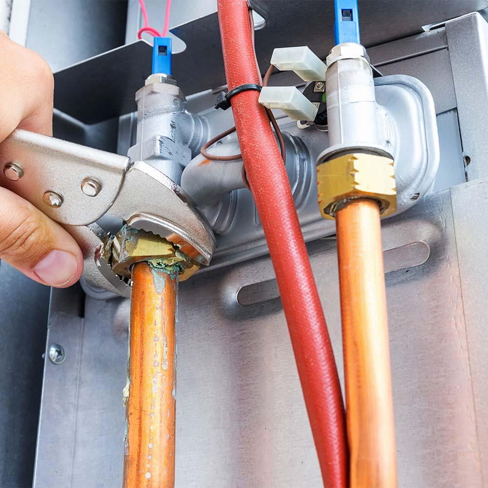 Heater repair Manteca, CA