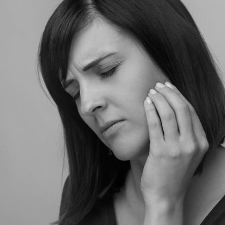 Worsening oral pain condition