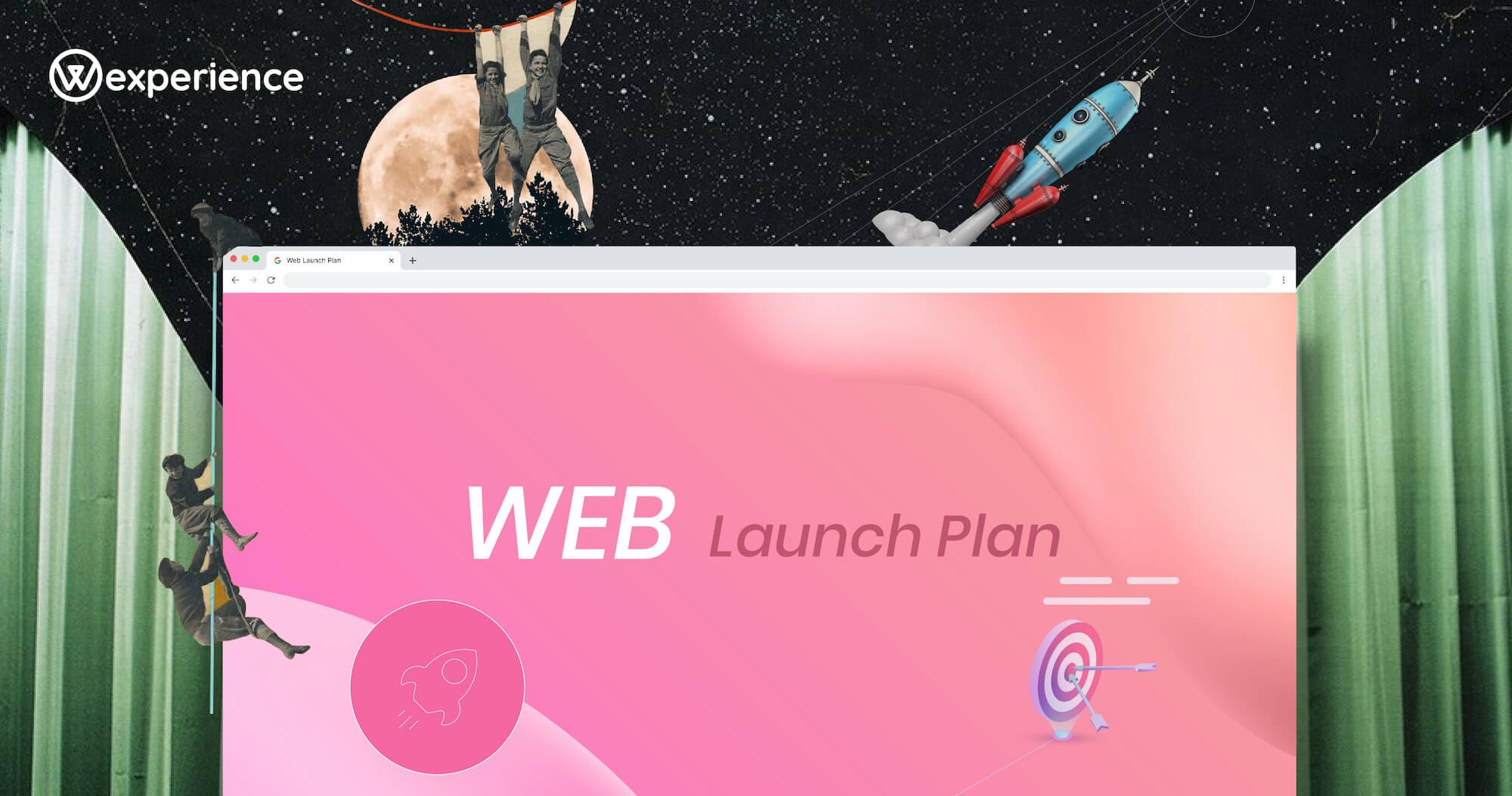 Web Launch Plan