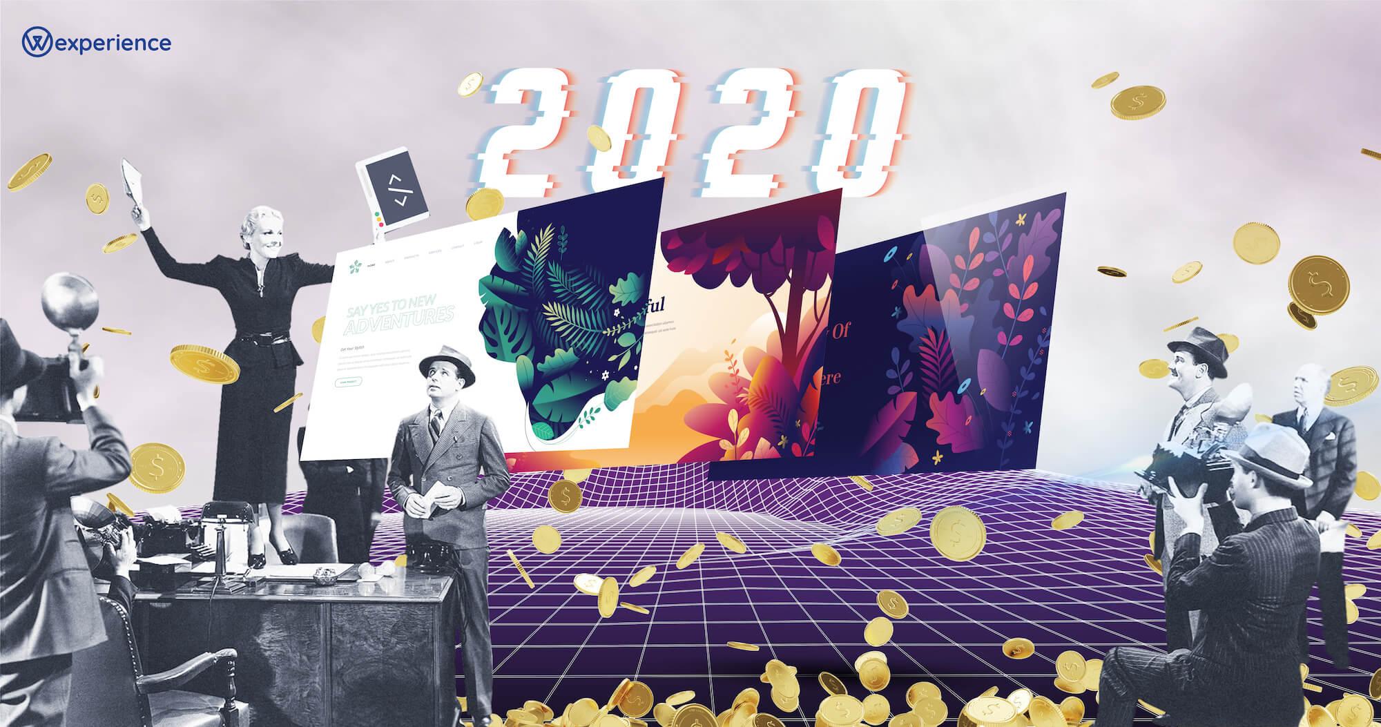 High Conversion Web Design 2020: สร้างเว็บไซต์อย่างไรให้เพิ่มยอดมากกว่าที่เคย ฉบับ 2020