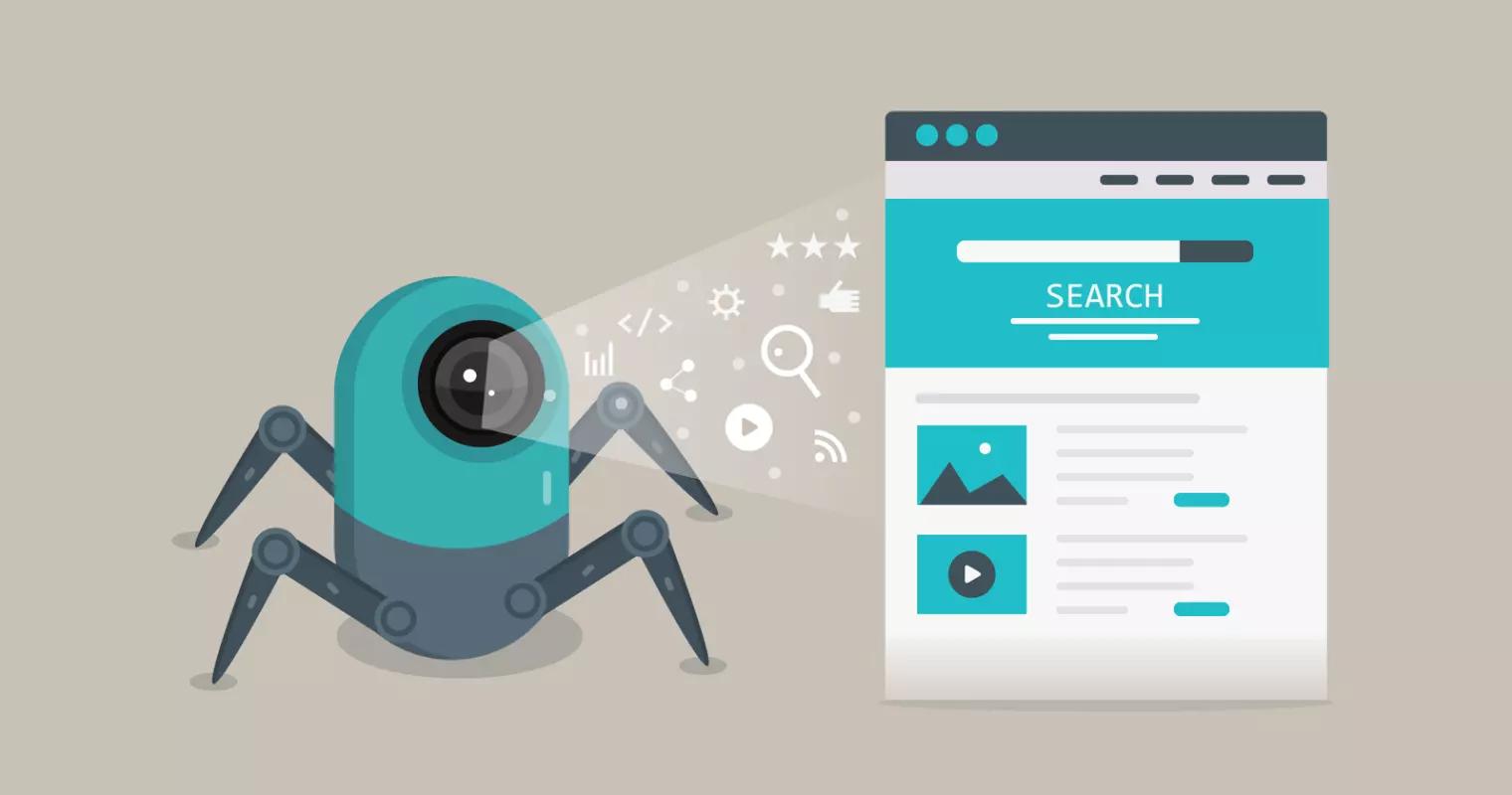search-bot-crawlng