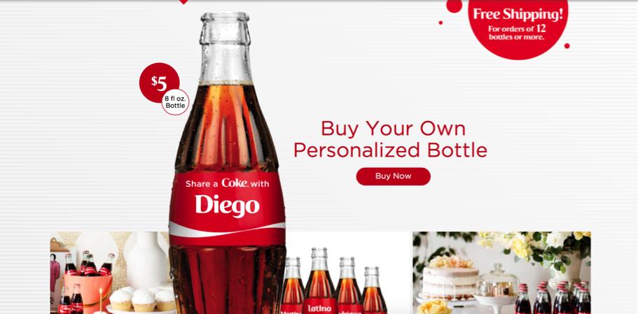 Coke's Content Marketing
