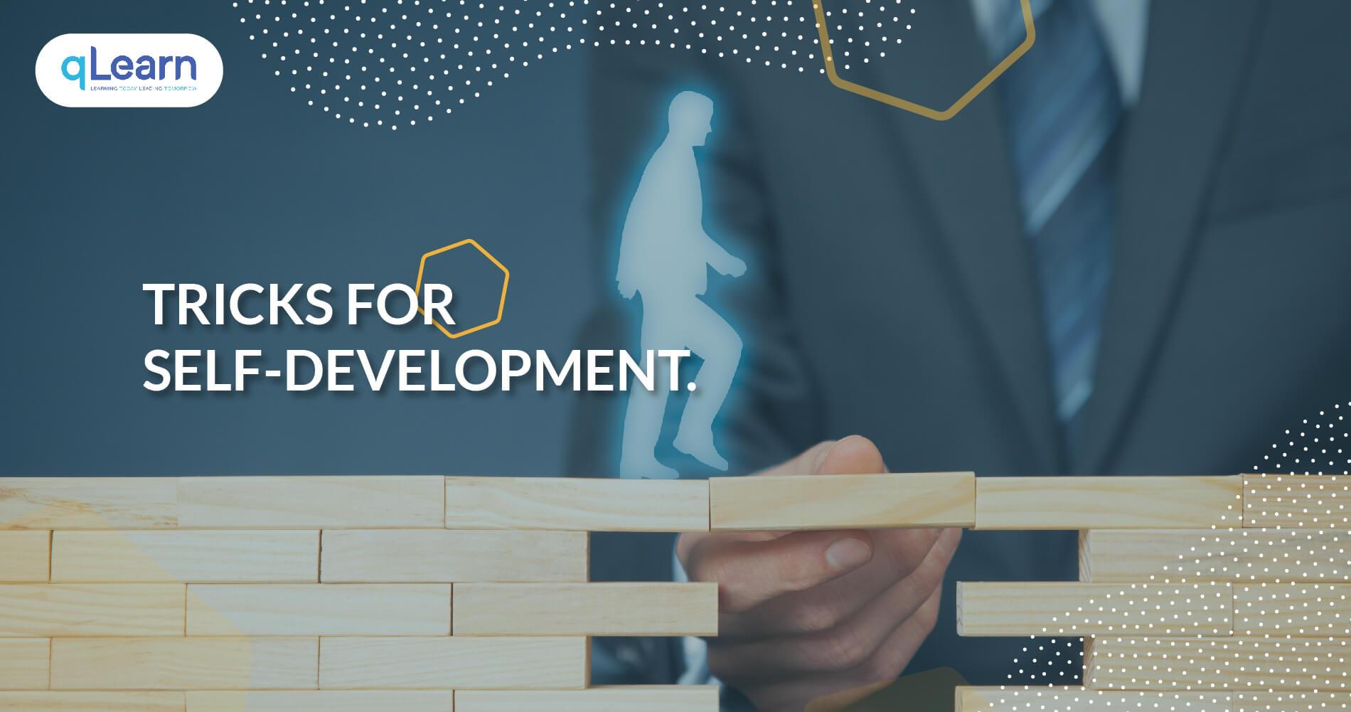 5 Easy Tricks for Self-Development