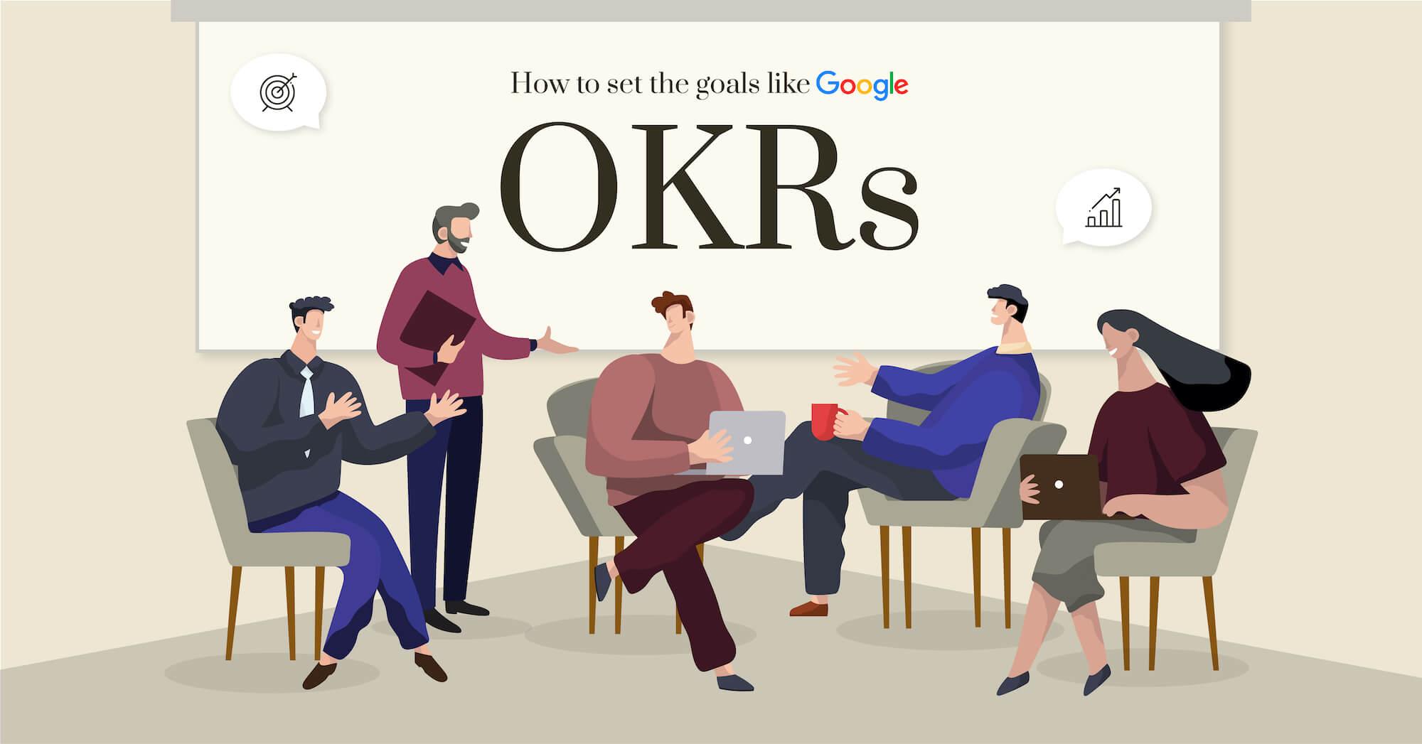ตั้งเป้าธุรกิจให้โตด้วย OKRs วิธีคิดจาก Google