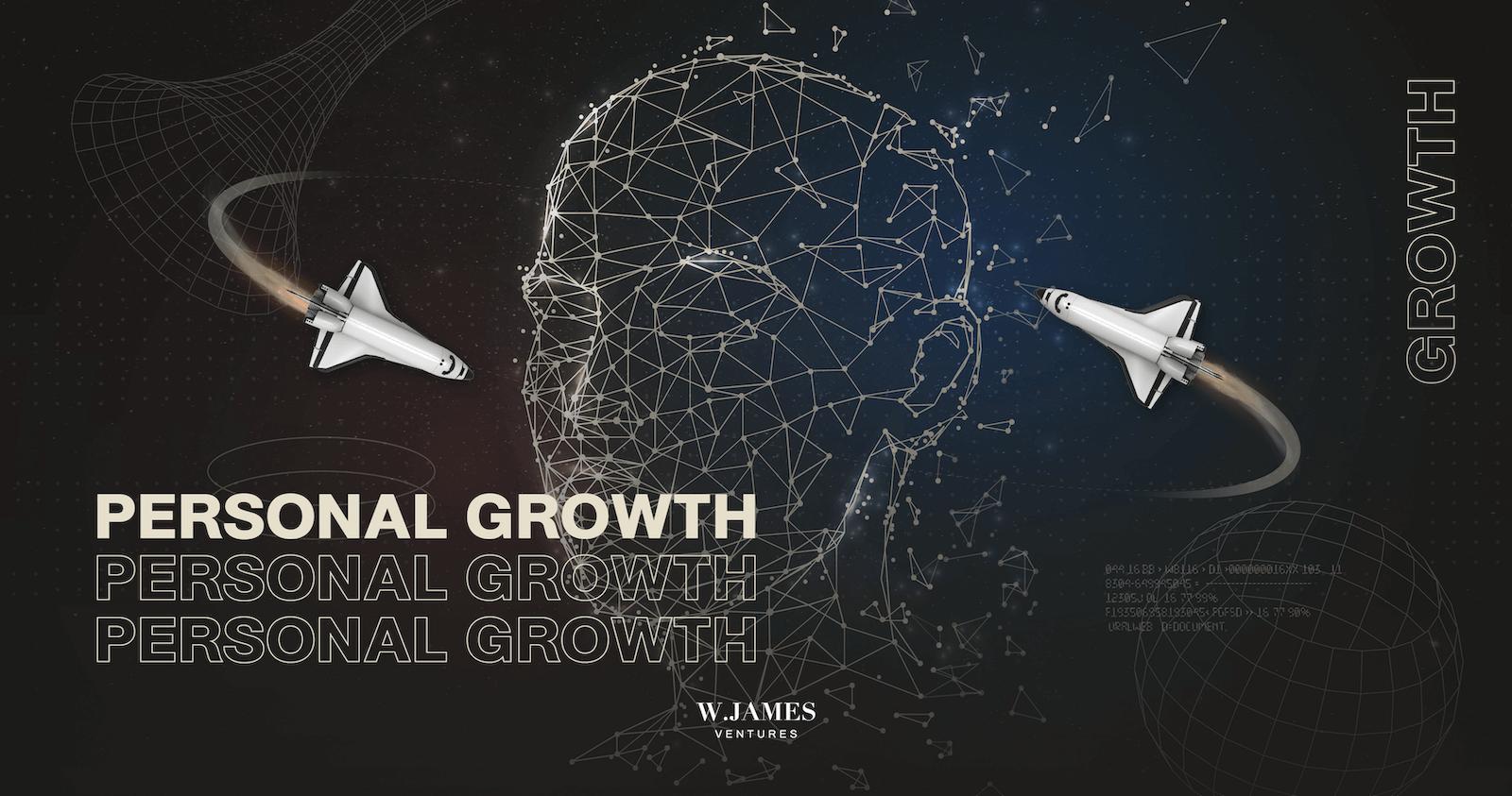 Personal Growth เริ่มต้นสร้างการเติบโตให้ตัวอย่างอย่างง่ายๆ