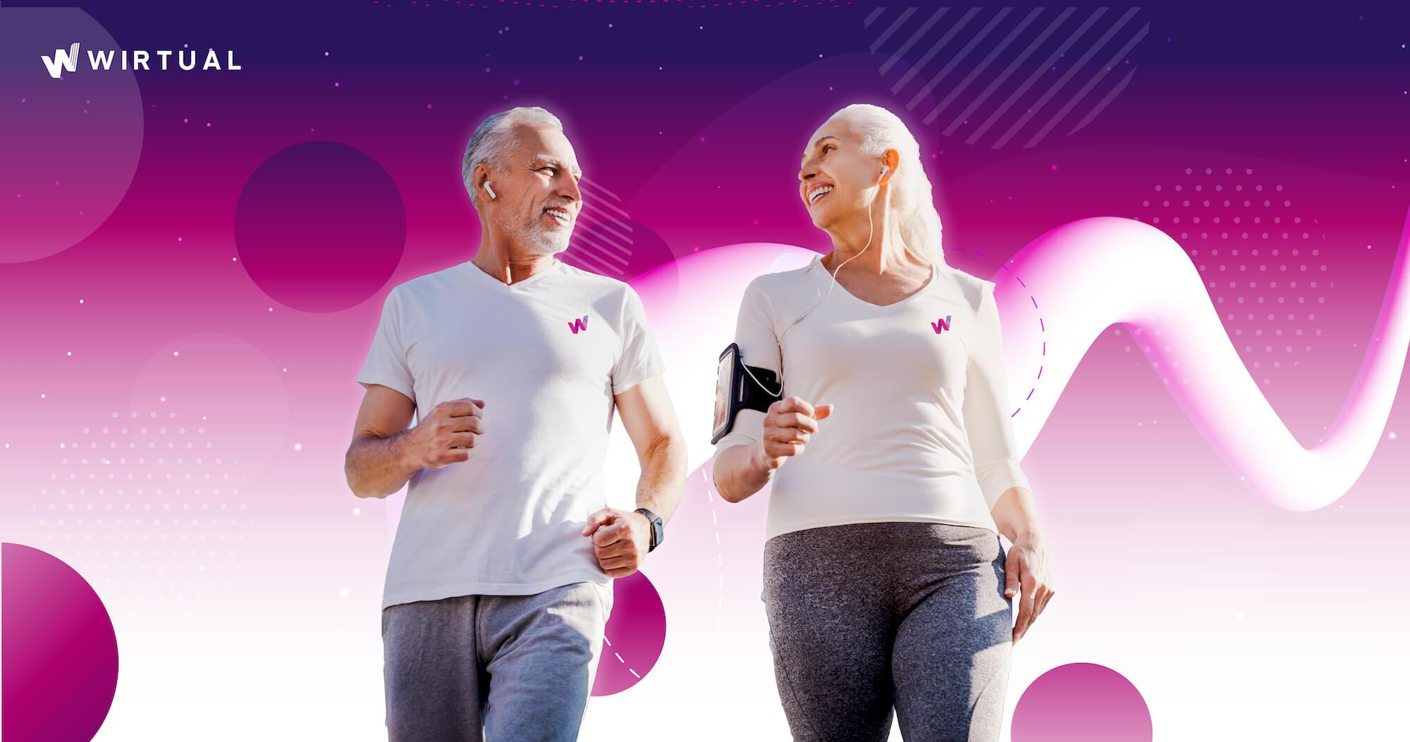 ผู้สูงอายุควรวิ่งอย่างไรจึงจะเหมาะสม ?