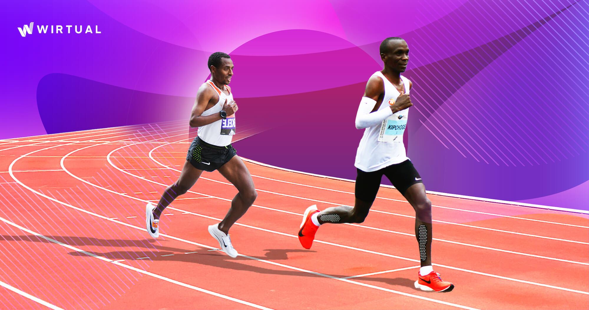 สถิติการวิ่งมาราธอนล่าสุดของ Kipchoge , Bekele ยอดนักวิ่งที่ดีที่สุด