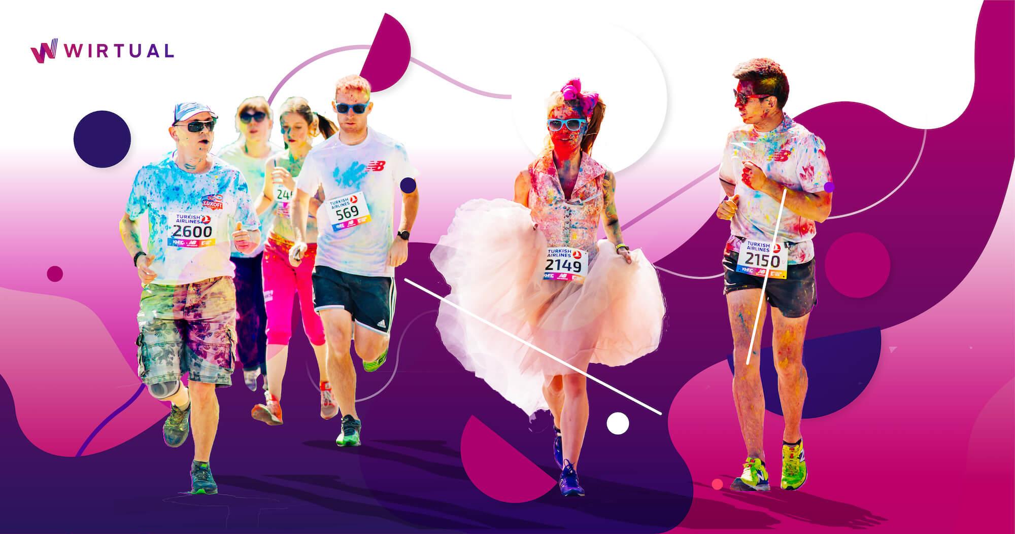 9 งานวิ่งสุดแปลก ที่ช่วยสร้างสีสันให้กับการวิ่งมาราธอน