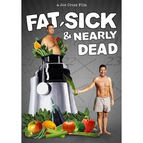 Fat, Sick And Nearly Dead (DVD)(2011) : Target