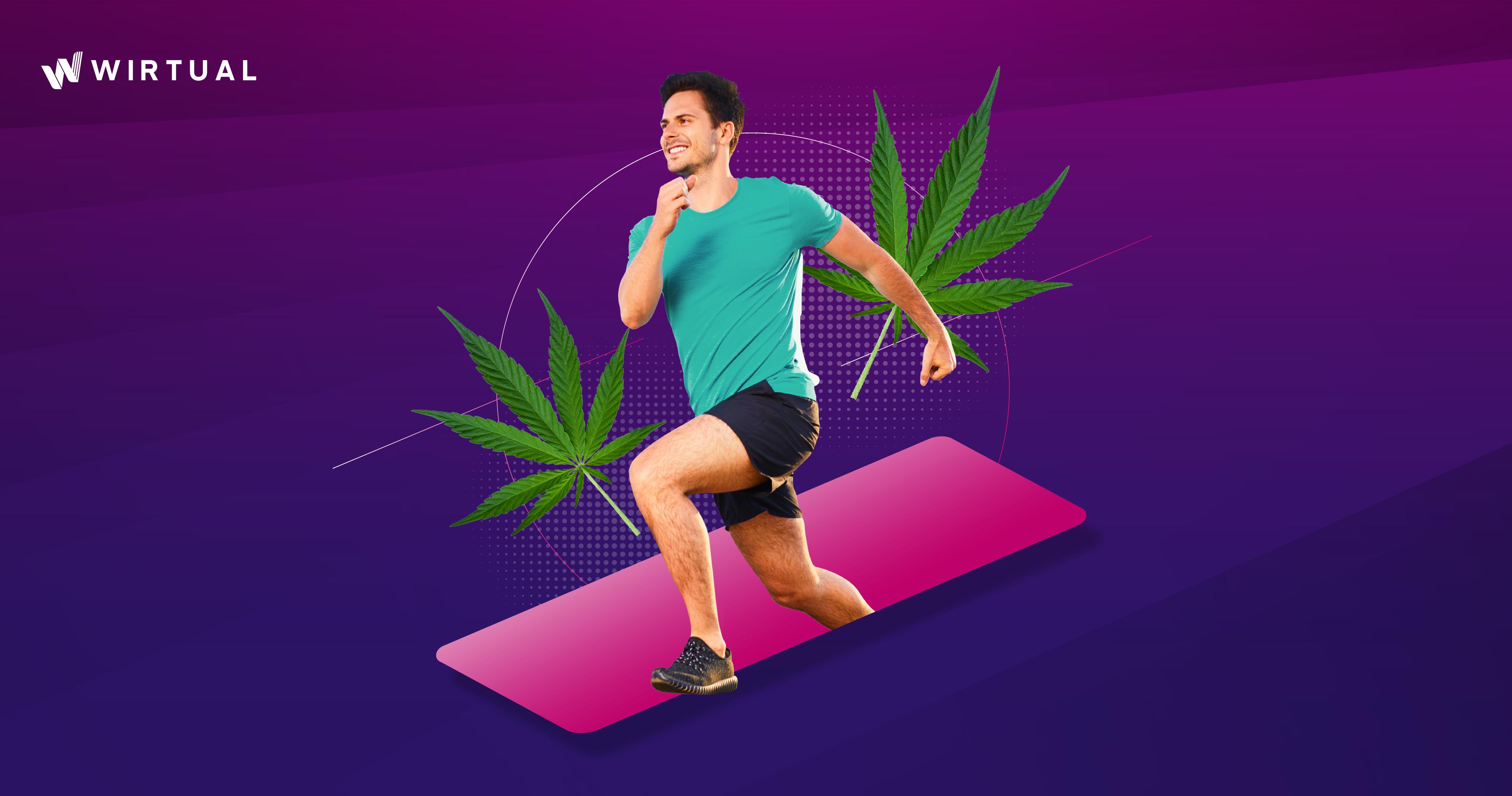 รู้หรือไม่? กัญชาช่วยเพิ่มประสิทธิภาพการออกกำลังกาย