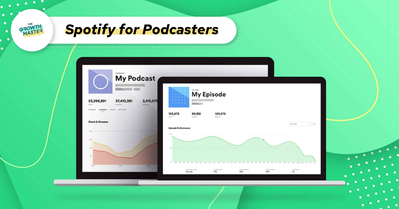 Spotify for Podcasters แพลตฟอร์มรวมข้อมูลผู้ฟังแบบ Insight ให้นักจัดรายการ