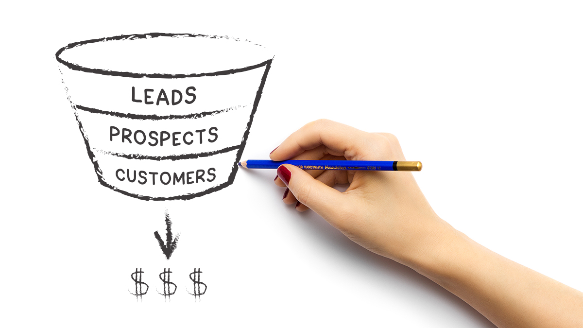 HOW TO SET UP A KILLER SALES FUNNEL IN 2020