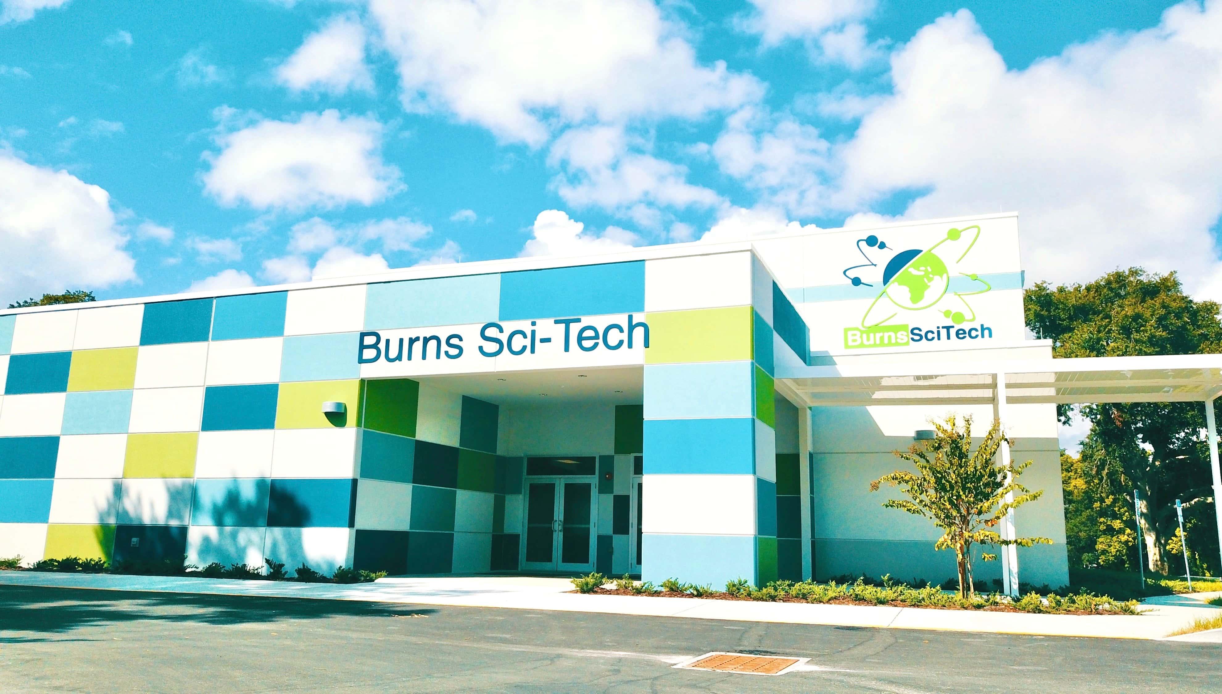 announcements for burns sci-tech charter school in Oak Hill, Florida