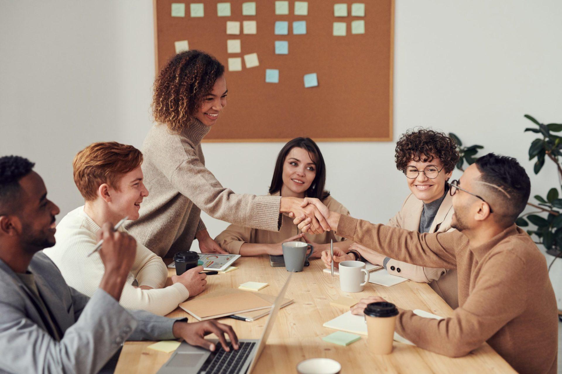 Five Steps to Forging Customer Relationships