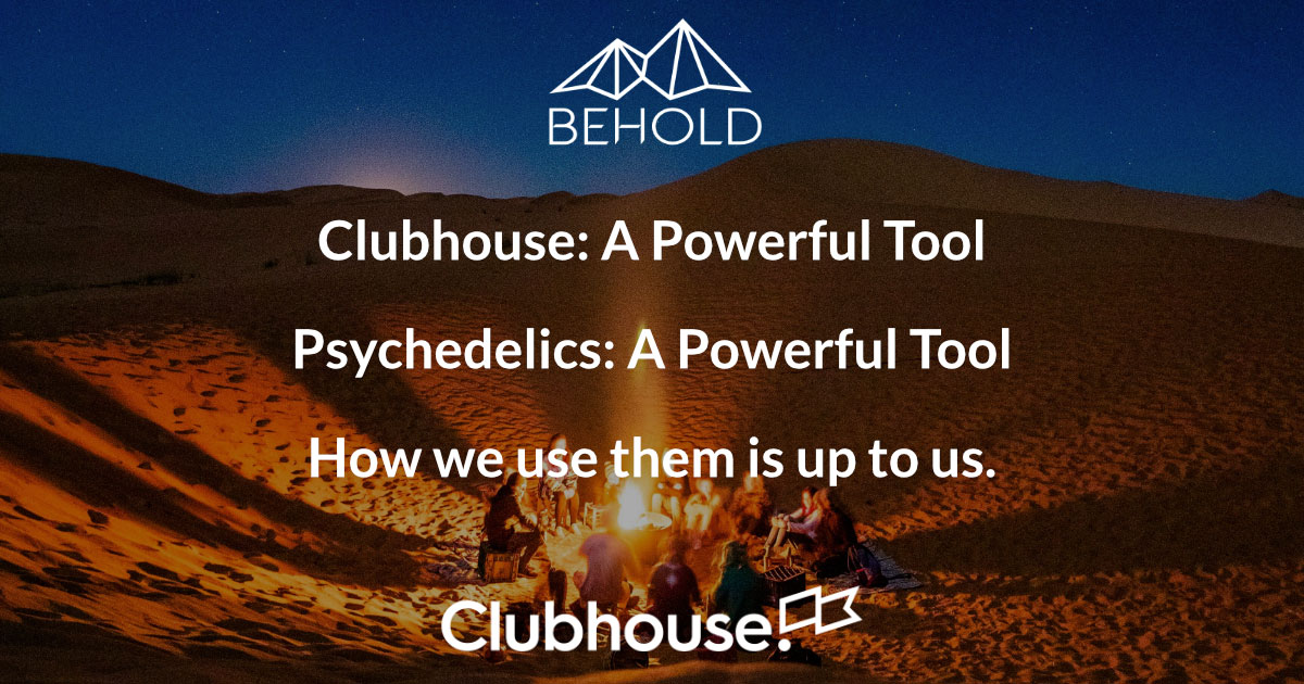 Clubhouse and Psychedelics, how are we using this tools? Psychedelics boost neurogenesis and neuroplasticity. Behold Retreats, a wellness company that specialises in the therapeutic use of plant-based medicine to aid in personal and spiritual growth. Plant medicine luxury retreat, ayahuasca, psychedelics, psilocybin, 5-meo DMT. Science, infographics, research