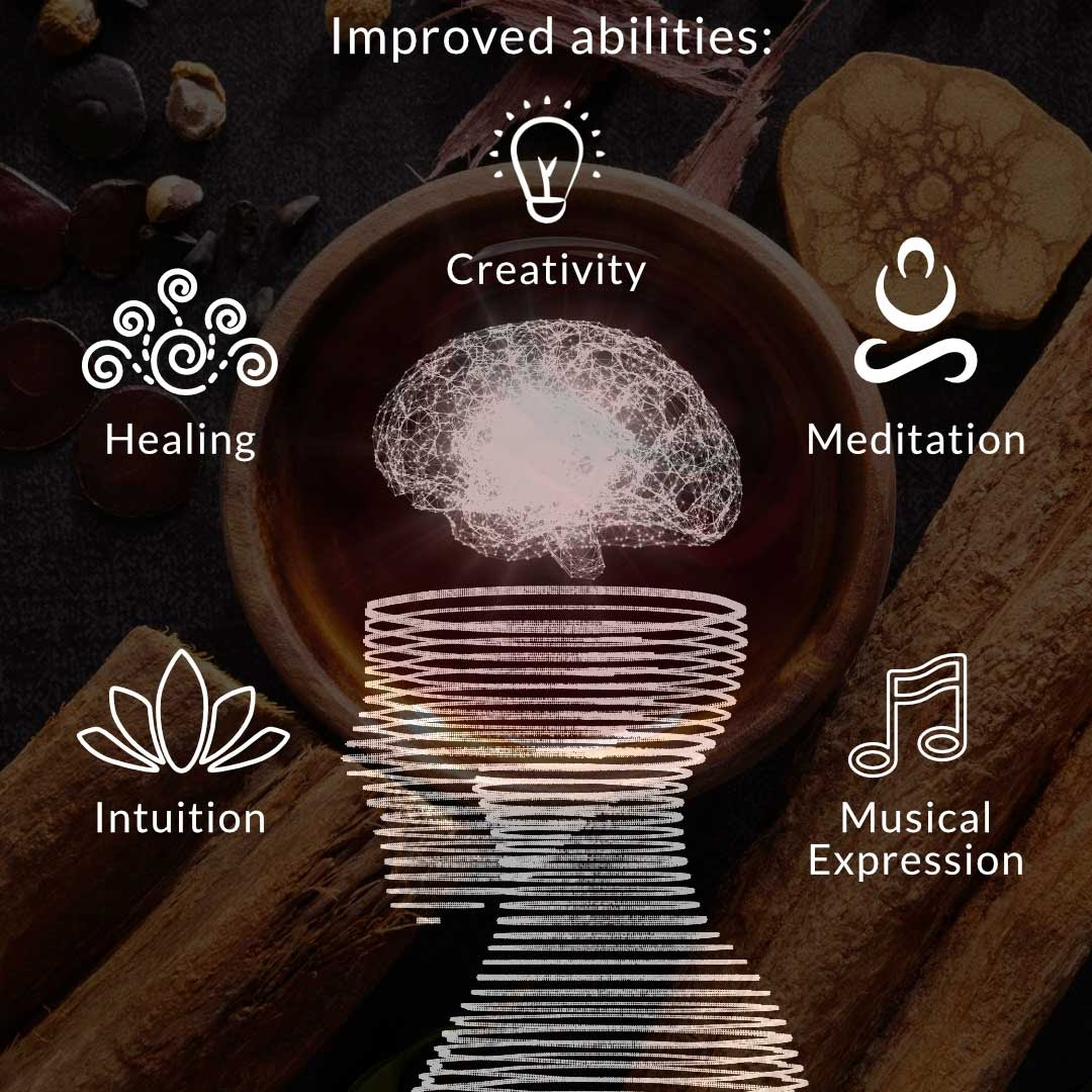 Ayahuasca benefits and improved abilities.Behold Retreats, a wellness company that specialises in the therapeutic use of plant-based medicine to aid in personal and spiritual growth. Plant medicine luxury retreat, ayahuasca, psychedelics, psilocybin, 5-meo DMT. Science, infographics, research