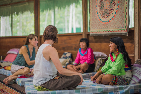 Behold Retreats, a wellness company that specialises in the therapeutic use of plant-based medicine to aid in personal and spiritual growth. Plant medicine, ayahuasca, psychedelics, psilocybin, 5-meo DMT. USA. Caya Shobo Ayahuasca Retreat Peru