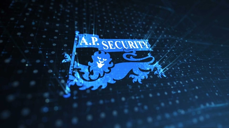 AP Security logo