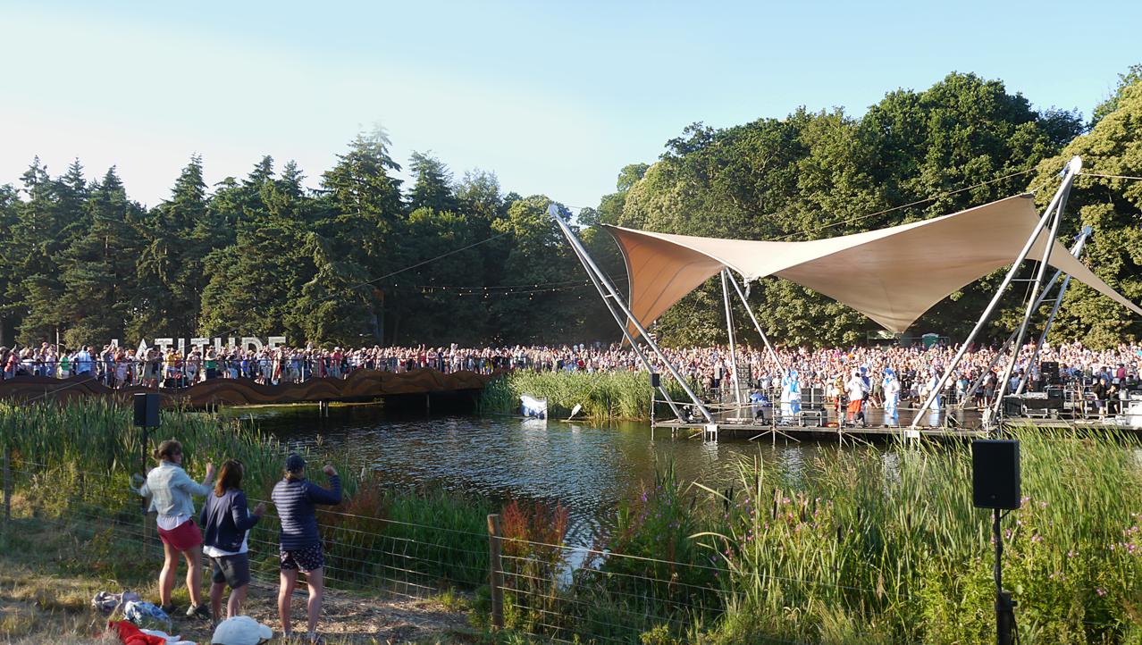 Lake Stage