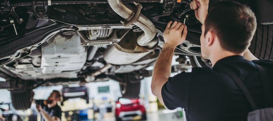 Hva koster det å fjerne rust på bil