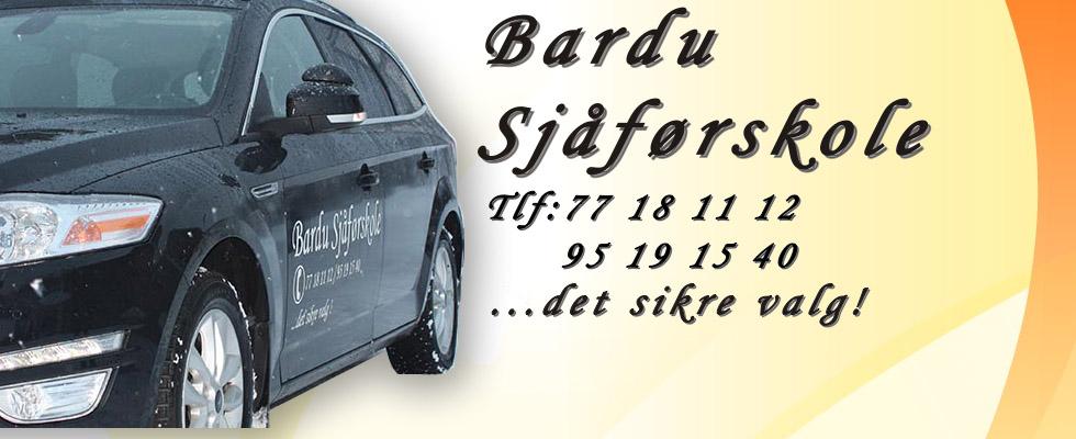 Bardu Sjåførskole