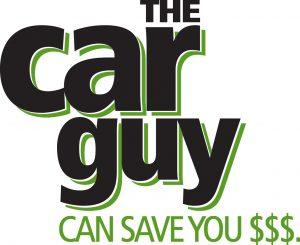 The Car Guy Logo.